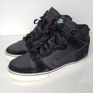 Nike Dunk High LR Black/Tropical Twist Size #10